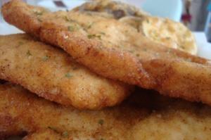 imagen Pechuga empanada