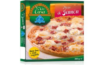 imagen Pizza jamón MIA CASA