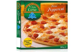 imagen Pizza pepperoni  MIA CASA