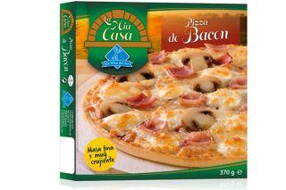 imagen Pizza bacon MIA CASA