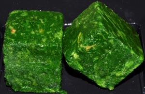 imagen Espinaca dados bolsa 500 gr.
