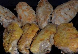 imagen Alitas de pollo a la barbacoa Pack 8 unidades